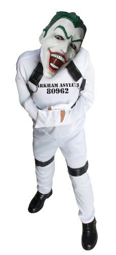 DC Super Villain Collection Joker Straight Jacket Costume, Small Rubie's Costume Co http://www.amazon.com/dp/B00BJH0ZPS/ref=cm_sw_r_pi_dp_3QQovb0ZPDE1Z