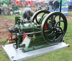 Blackstone 5hp lampstart engine