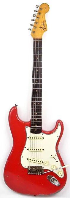 Fender Stratocaster 1964 Dakota Red                                                                                                                                                                                 Mais