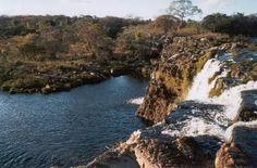 Cachoeira Grande (9m) - PN Serra do Cipó - MG