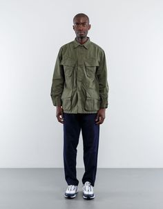 orSlow US Army Tropical Ripstop Coat