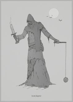 ArtStation - Shadow of Yharnam, Igor Krstic
