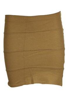 Fusta Pull and Bear Ytaca Light Brown Bear, Brown, Skirts, Fashion, Moda, Fashion Styles, Bears, Brown Colors, Skirt