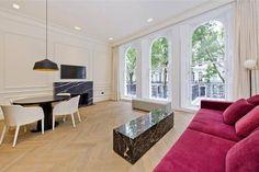 Savills - Sloane Street present this 2 bedroom flat in Beaufort Gardens, London,