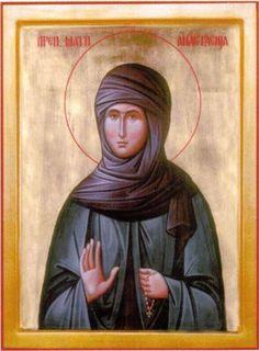 Blessed St. Anastasija, Mother of St. Sava