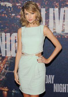 Taylor Swift- SNL 40th anniversary