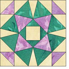 Quilt Blocks of the States - Wisconsin - Quilting
