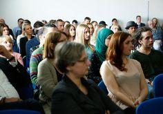 Volles Haus am 10.04.2015 zur feierlichen Immatrikulation der neuen Berliner HMKW-Studierenden.