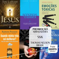 Adm Geral, Biografia, Cristianismo, Lit Juvenil, Memórias, Relações Interpessoais | TN Brasil 55%