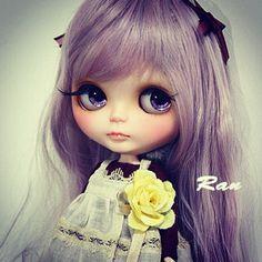 i want   b l y t h e   doll hair <3