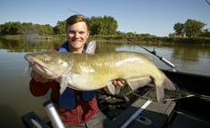 Meet Your Species: Channel Catfish | Travel Manitoba. I want go to Manitoba and fish channel catfish so bad.
