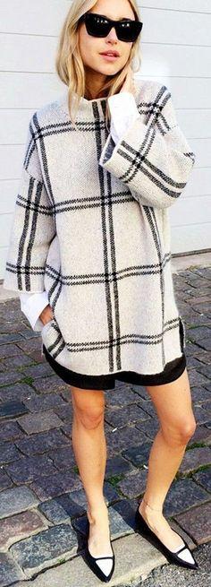 Oversized sweater - lolobu.com