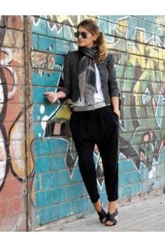 Urban look from Doña Marisela Hartikainen - trendme.net