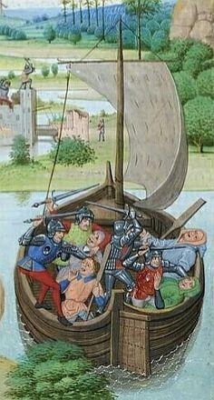 « Chroniques sire JEHAN FROISSART » Date d'édition :  1401-1500  Français