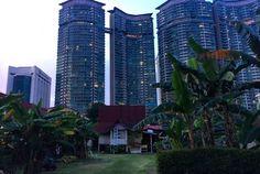 Traditional Malay Homes, Culture, Architecture, Malaysia, Kuala Lumpur, Malay Village, Kampung Baru