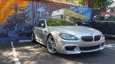 #0649723577 Oncedriven 2015 BMW 640i -  Los Angeles, CA