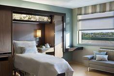 Patient Room Design  Bellevue Medical Center