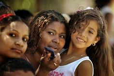 Veracruz State, México. These are some Afro-Mexican women. They show the richness in the diversity of the origins of mexican people.