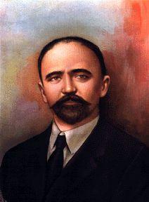 Opositor quein realizó campañas politicas en contra de Díaz, el cual iniciara la revolución el 20 de noviembre con el plan de San Luis.