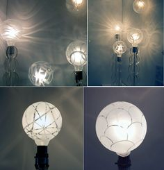 Melissa Borrell's Glass-Etched Shadow Bulbs Are On Sale. Finally.