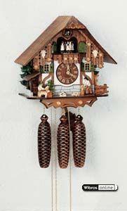 i kinda really want a black forest cuckoo clock.