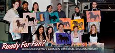 Painting classes -dc