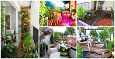 Balconul deschis - idei interesante pentru amenajarea si transformarea lui intr-o adevarata terasa
