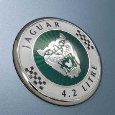"2006 Jaguar Victory Edition ""Growler "" Badge"