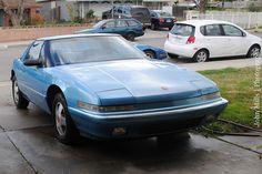 My 1990 Buick Reatta by theDarkHalo, via Flickr