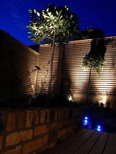 Garden lighting transforms a landscape into a multidimensional showplace that is admired by all.
