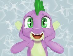 #1350158 - artist:silfoe, crying, happy, reaction image, royal sketchbook, safe, solo, spike - Derpibooru - My Little Pony: Friendship is Magic Imageboard