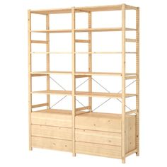 IVAR 2 Elem/Böden/Kommode - IKEA