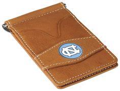 North Carolina Tar Heels Leather Wallet