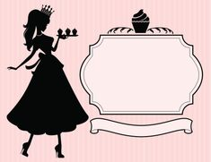 Top 30 Silhouette,Cupcake,Women Clip Art, Vector Graphics and Illustrations - iStock Cupcake Logo, Cupcake Vector, Logo Chef, Logo Patisserie, Pastry Logo, Cake Logo Design, Cute Princess, Silhouette, Free Vector Art