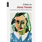 Livro - O Diário de Anne Frank - Edição de Bolso