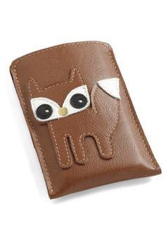 Foxy Lady iPhone Sleeve, #ModCloth