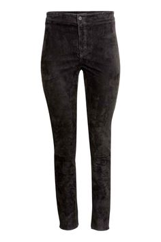 Pantaloni scamosciati | H&M