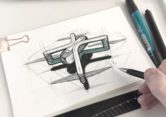 Recent_Hand_Sketching on Behance