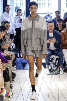 Chalayan Spring 2018 Menswear Fashion Show
