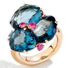 Pomellato ring OMGbebe.com style