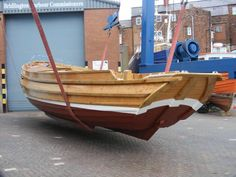 Coble & Keelboat Soc. / Boat Building Gallery