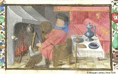 Book of Hours, MS M.1003 fol. 2r - Images from Medieval and Renaissance Manuscripts - The Morgan Library & Museum