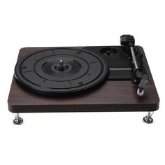Wood Color Record Retro Player 33RPM Portable Audio Gramophone Turntable Disc Vinyl Audio RCA R/L 3.5mm Output Out USB DC 5V  Price: 79.99 & FREE Shipping #computers #shopping #electronics #home #garden #LED #mobiles #rc #security #toys #bargain #coolstuff  #headphones #bluetooth #gifts #xmas #happybirthday #fun Vinyl Record Player, Vinyl Records, Usb, Lotus, Shipping Packaging, Uganda, Player 1, Sierra Leone, Wood Vinyl