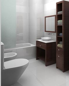 Such a beautiful ensuite look