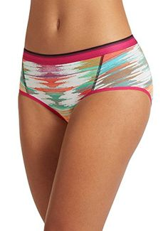1c55d3ef377ca Buy Women s Underwear Sporties Mesh Hipster - Red Multi Stripe - and shop  more latest Women s Panties all over the world.
