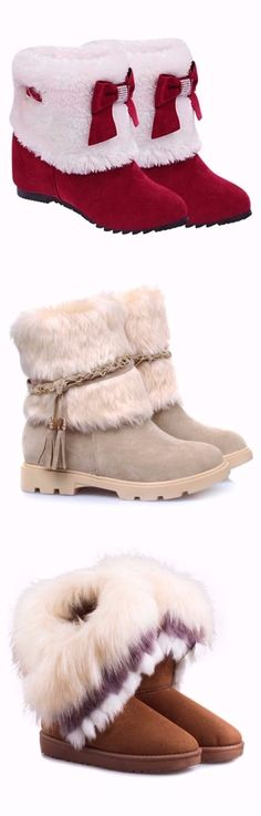 Womens Shoes - Competitive Heels, Boots & Sneakers For Women Funky Shoes, Cute Boots, Winter Shoes, Shoe Closet, Beautiful Shoes, Me Too Shoes, Bootie Boots, Cute Outfits, My Style