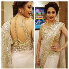 Madhuri Dixit Nene in AbuSandeep at Filmfare Awards