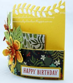Nicole Wilson Independent Stampin' Up! Demonstrator