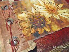 Photo Gallery | Linda Matthews: Textile Art & Design
