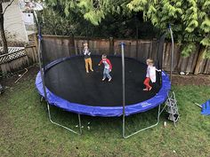 If you are looking for tips on how to choose a trampoline, then you are in the right place. There are several mistakes that people make when they buy their first trampoline which often results in them having to spend… Spring Free Trampoline, Fun Trampoline Games, Springless Trampoline, Toddler Trampoline, Trampoline Springs, Rebounder Trampoline, Trampoline Workout, Fun Things, Shopping